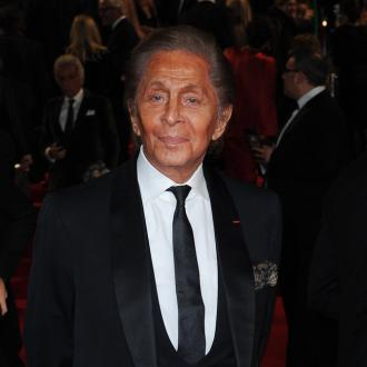 Valentino Dreamed Of Designing While Playing Soccer