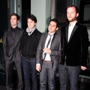 Vampire Weekend Ready Third Album