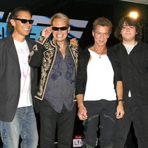 Van Halen Touring With David Lee Roth