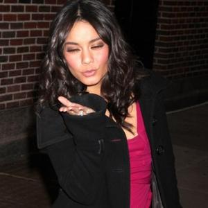Vanessa Hudgens Gets Name Tattoo