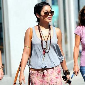 Vanessa Hudgens Excited By 'Darker' Role
