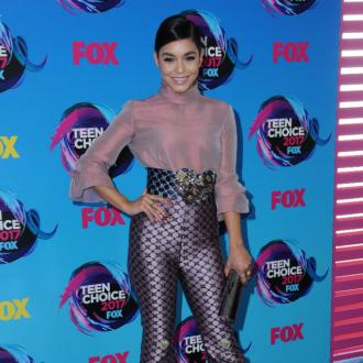 Vanessa Hudgens tells young fans to 'embrace their weirdness'