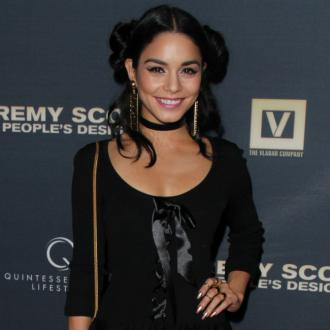 Vanessa Hudgens creating women's suit line