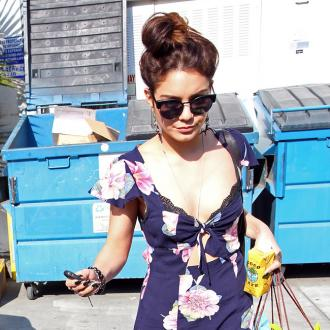 Vanessa Hudgens: Drinking Made Me Feel 'So Naughty'