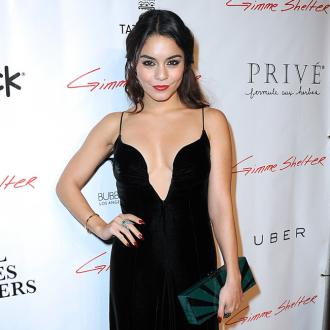 Vanessa Hudgens Discusses Pregnancy Shelters