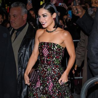 Vanessa Hudgens' Dress Drama