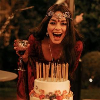 Vanessa Hudgens celebrates 30th birthday