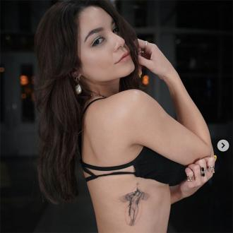 Vanessa Hudgens' new tattoo
