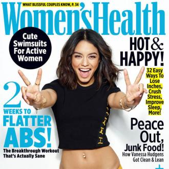 Vanessa Hudgens: Yoga's like therapy