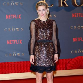 Vanessa Kirby talks Crown pay gap
