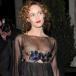 Vanessa Paradis' Slow Progress