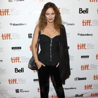 Vanessa Paradis' H+M campaign