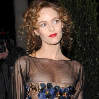 Vanessa Paradis Is Happy For Johnny Depp