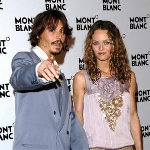 Vanessa Paradis Comforted By Clothes