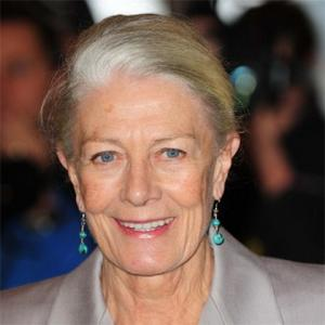 Photogenic Vanessa Redgrave