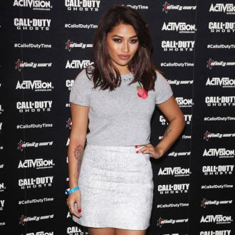 Vanessa White plans to gain weight at Christmas