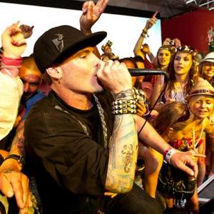 Vanilla Ice Gets Gatecrashed