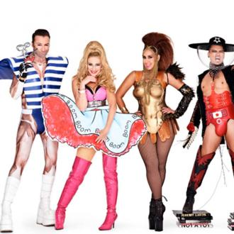 Vengaboys Return To UK With Steps
