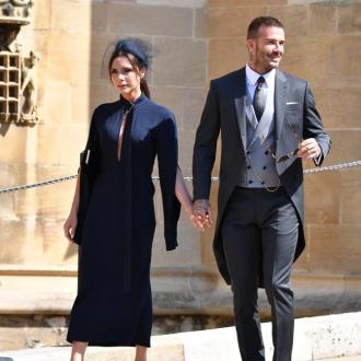 Victoria Beckham Thanks David Beckham For 'Support'