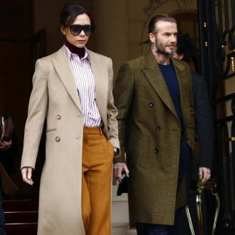 Victoria Beckham's birthday tribute to husband David