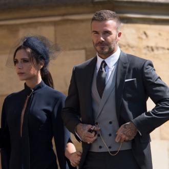 Victoria Beckham had 'best day' at royal wedding