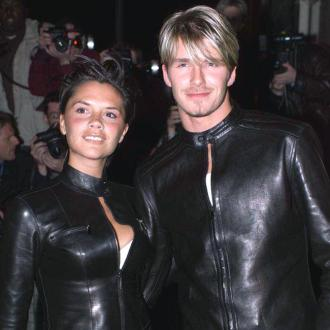 David Beckham shares throwback snap of him and Victoria on anniversary