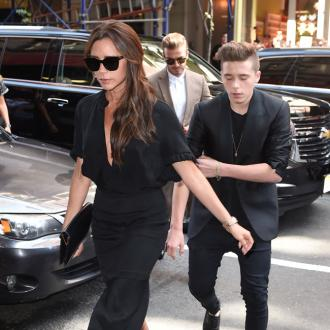Victoria Beckham Wows New York Fashion Week