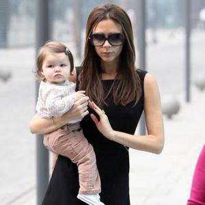 Victoria Beckham Planning Party For Harper