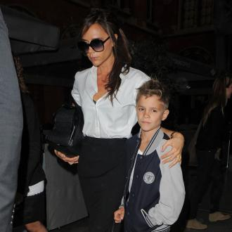 Romeo Beckham banned from appearing in Vogue