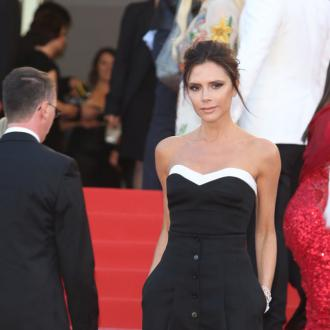 Victoria Beckham supports female empowerment campaign