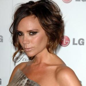 Victoria Beckham's Skin Clears With Pregnancy