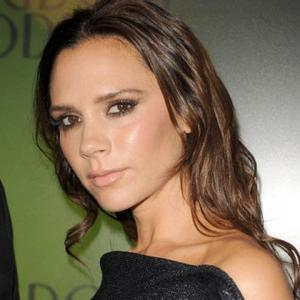 Victoria Beckham Always Travels With Crystals