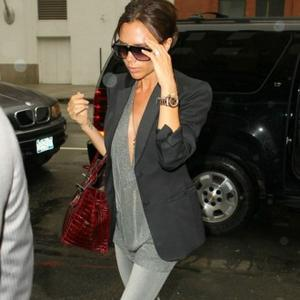 Victoria Beckham Wants To Name Daughter Santa
