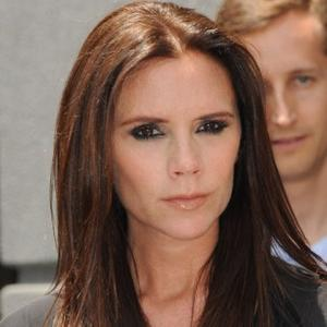 Victoria Beckham Smitten With Daughter