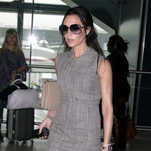 Victoria Beckham Confident Of Designs