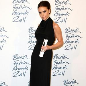 Victoria Beckham 'Nervous' About Fashion Around David