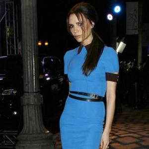 Victoria Beckham Refuses To Wear Tracksuits