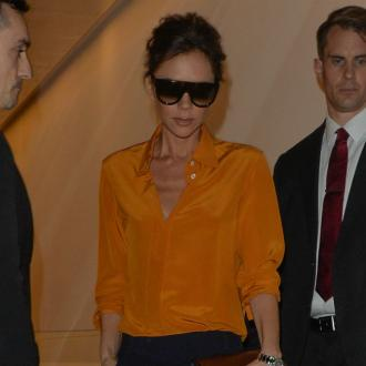 Victoria Beckham: 'Working in fashion is not a clock-in, clock-out type of industry'