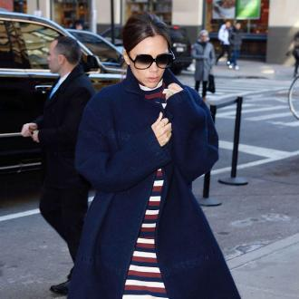 Victoria Beckham Always Raids David Beckham's Wardrobe