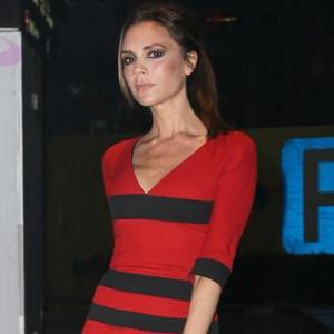 Christopher Raeburn Fan Victoria Beckham