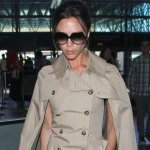 Victoria Beckham Put Stamp On Glamour