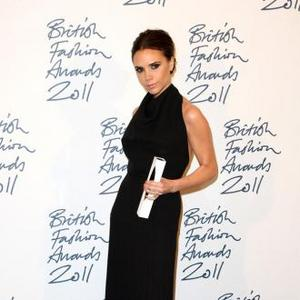 Victoria Beckham Promotes Fashion's Night Out