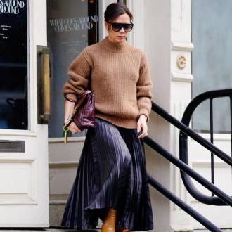 Victoria Beckham doesn't wash her jeans