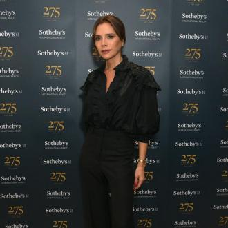 Victoria Beckham joked Romeo used her for social media views