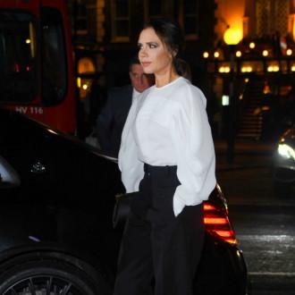 Victoria Beckham: Triple is the new double denim