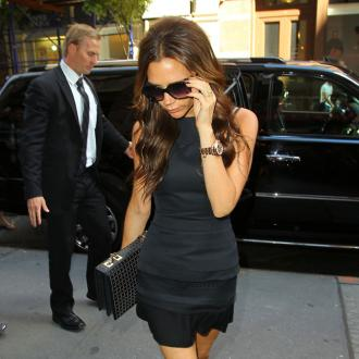 Victoria Beckham Feels 'Sick' Ahead Of Shows