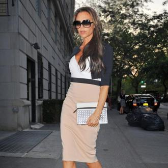 Victoria Beckham Set Trends At School