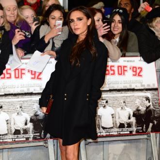 Victoria Beckham Happiest In America
