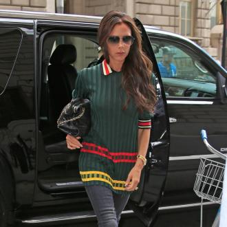 Victoria Beckham Loves Supermarket Shopping