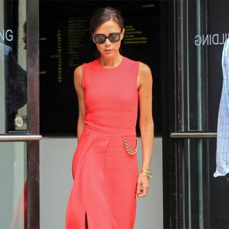 Victoria Beckham Thinks Fashion Made Her Successful